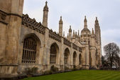 University of Cambridge, UK — Stock Photo