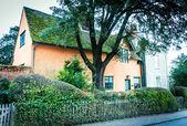 Timber framed house, Lavenham, Suffolk, England — Stock Photo