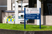 Parkside Cambridge Police station, UK — Stock Photo