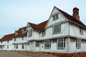 Guildhall at Lavenham, Suffolk, UK — Stock Photo