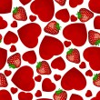 Stockvector : Seamless pattern from hearts