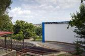 Outdoor Cinema — Stock Photo