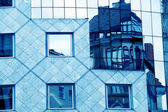 Parete dell'edificio — Foto Stock