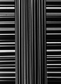 Black and white stripes — Stock Photo