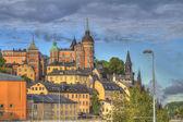 Stockholm, sverige — Stockfoto