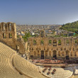 Stock Photo: Odeon of Herodes Atticus Athens,Greece