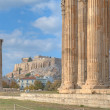 Stock Photo: Parthenon acropolis Athens Greece