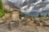 Delphi,greece — Stock Photo