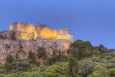 Acropolis and Parthenon, Athens,Greece — Stock Photo