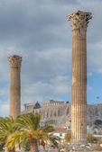 Parthenon acropolis Athens Greeceя — Foto de Stock
