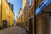 Old town,Stockholm,Swed en — Stock Photo