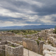 Acropolis of Mycenae,Greece — Stock Photo #13339784