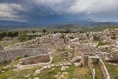 Acrópolis de micenas, grecia — Foto de Stock