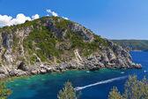 Hermoso mar exótico — Foto de Stock