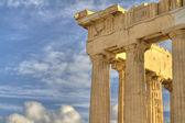 Parthenon, Acropolis ,Athens,Greece — Stock Photo