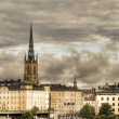 Stockholm,Sweden — Stock Photo #13370212