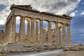 Parthenon in Athens,Greece — Stock Photo