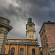 Storkyrkan cathedral,the Great Church, Stockholm,Sweden — Stock Photo