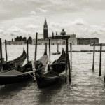 View of San Giorgio Maggiore church from San Marco,Venice,Italy — Stock Photo #13406011