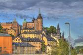 Estocolmo, suecia — Foto de Stock
