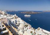 Santorini island, grekland — Stockfoto