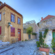 Traditional houses in Plaka,Athens — Stock Photo #13438684