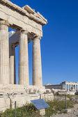 Parthenon temple in Greece — Stock Photo