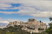 Acropolis in Greece — Stock Photo