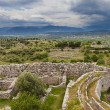 Mycenae, archaeological site in Greece — Stock Photo