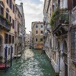 Stock Photo: Venice canals ,Italy