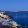 Oia village in Santorini island,Greece — Stock Photo #13442033