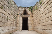 Treasury of Atreus n Mycenae,Greece — Stock Photo