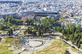 Ancient Theater at Delphi Greece — Stock Photo