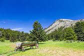 Alps scenery — Stock Photo