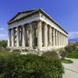 Temple of Hephaestus,Athens,Greece — Stock Photo