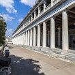 Stoa of Attalos in Athens, Greece — 图库照片