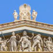 Olympian Gods from the Academy of AThens — Stock Photo