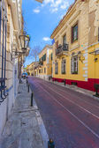 Traditional houses in Plaka,Athens — Stockfoto