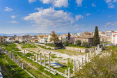 Ancient Agora of Athens — Stock Photo