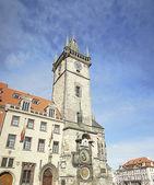 Torre orologio — Foto Stock