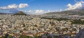 Athens panoramic view — Stock Photo