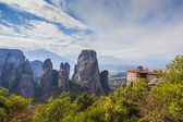 Meteora in Greece — Stock Photo