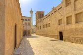 Old Dubai ,United Arab Emirates — Stock Photo