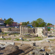 Stock Photo: Archaeological site in Greece