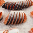 świeżego łososia — Zdjęcie stockowe #13674184