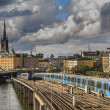 Stockholm, Sweden — Stock Photo