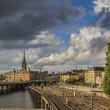 Stockholm, Sweden — Stock Photo #13675041