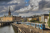 Stockholm, Sweden — Stock Photo