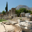 Ancient Corinth , Greece — Stock Photo #12702444