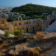 Stock Photo: Odeon of Herodes Atticus